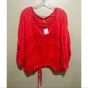 🔴 🆕 Free People Blouse